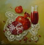 Панина Кира. Гранатовое вино