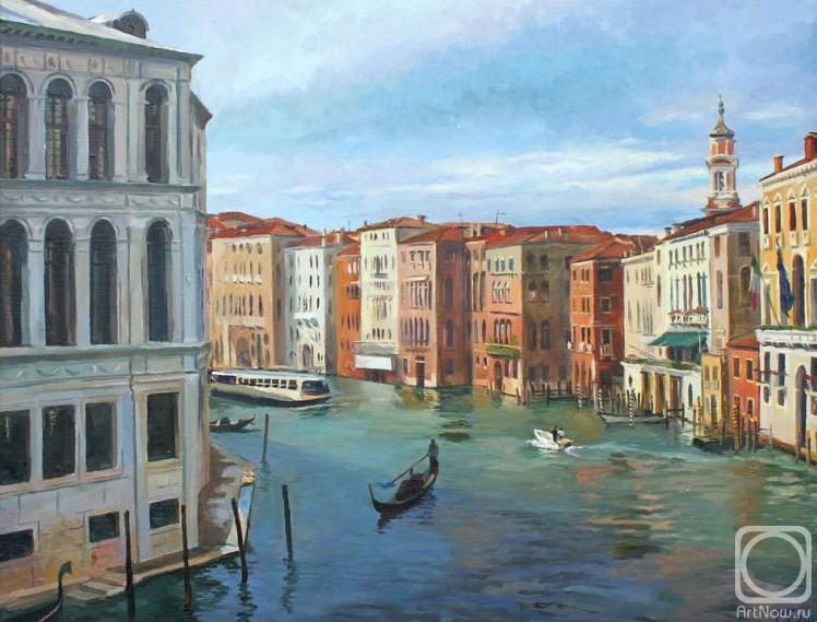 Мишута Елена. Венеция