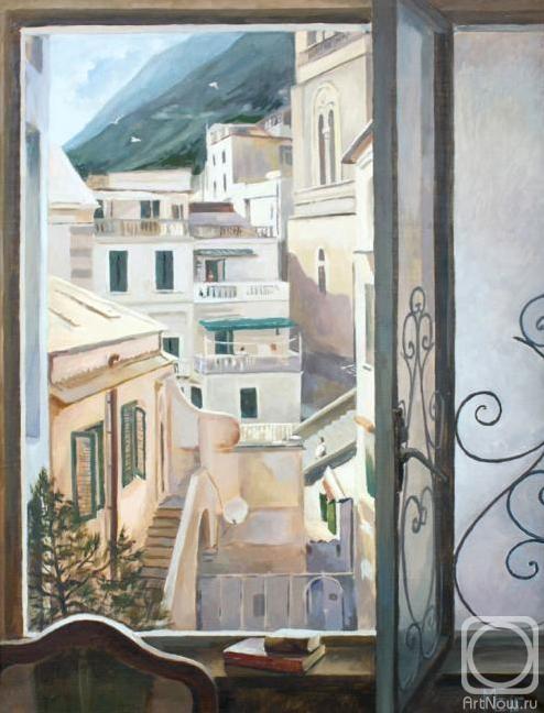 Мишута Елена. Мир из моего окна. Амальфи