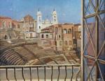 Mishuta Elena. The amphitheatre in Catania