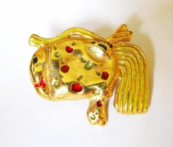 Ermakov Yurij. Little horse (pendant, brooch, jewelry)