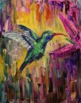 Rakhmatulin Roman. Bird 4