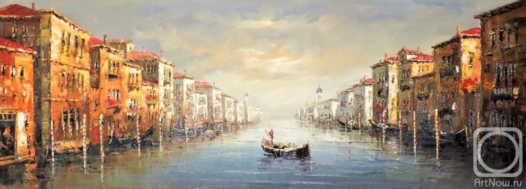 Бруно Августо. Венеция