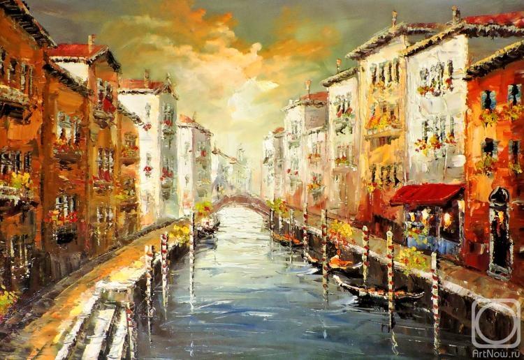 Бруно Тина. Венеция