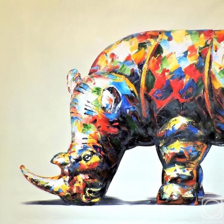 Бруно Тина. Носорог