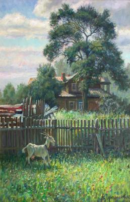 Old house. Loukianov Victor