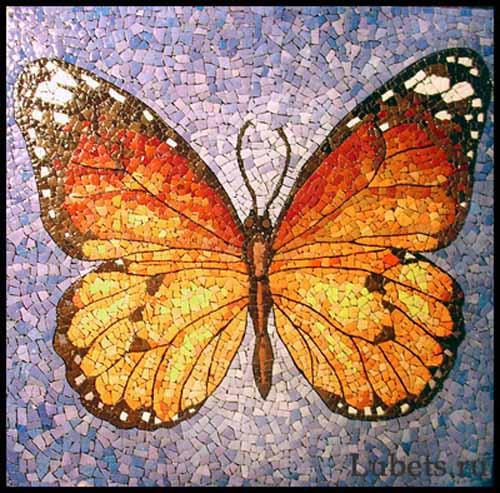 Мешакина Любовь. бабочка