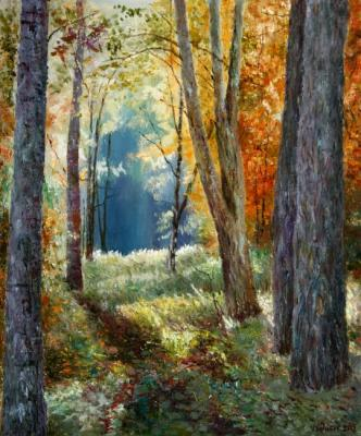 Volosov Vladmir. Autumn Morning