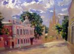 Герасимов Владимир. Москва. Большая Никитская улица