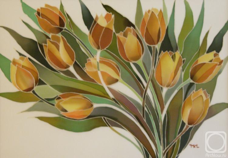 декоративные картинки с тюльпанами уорд сама была
