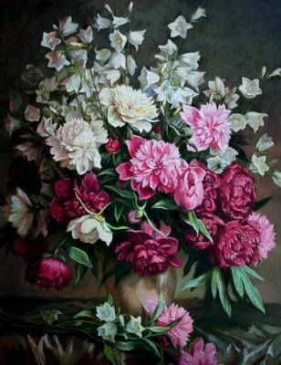 Peonies and hand bells (copy)