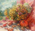 Дроздова Маргарита. Райские яблочки