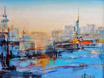 Cities. Ports. Airports. Lednev Alexsander