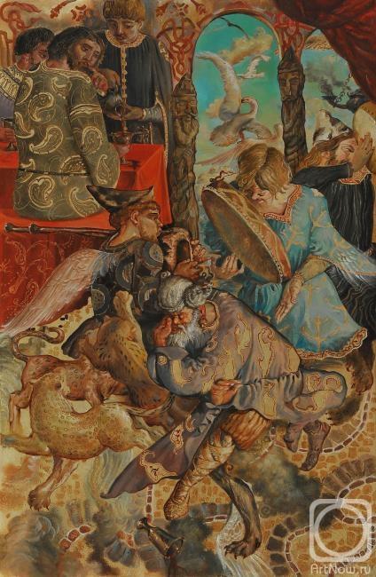Назаров Андрей. Русский пир