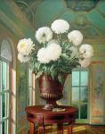 Panin Sergey. Chrysanthemums