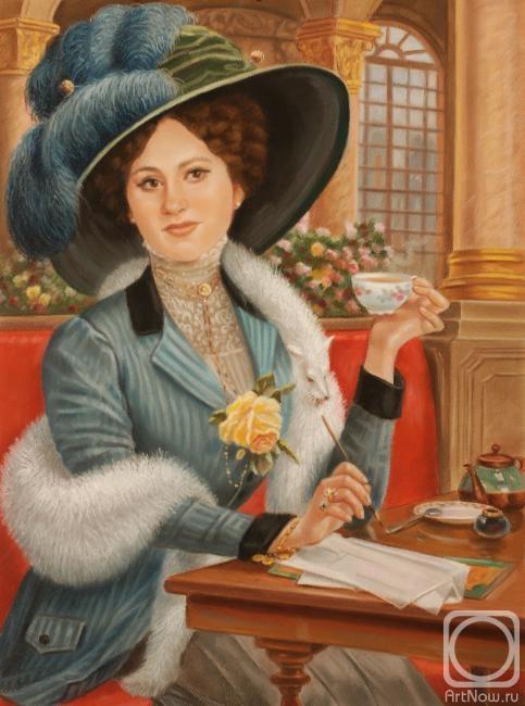 портрет фото женщины