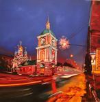 Аронов Алексей. Москва-Таганская