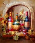 Смородинов Руслан. Натюрморт с вином