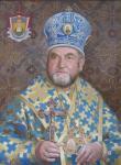 Могилевский Константин. Портрет митрополита Тернопольского и Зборовского Василия