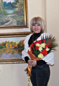 Пономарева Любовь