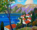 Berdyshev Igor. The Bay of Kotor