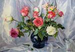 Samokhvalov Alexander. The scent of flowers