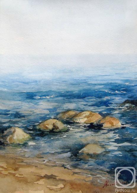 Мысова Ирина. Морской пейзаж