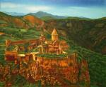 Манучарян Арам. Монастырь Татев