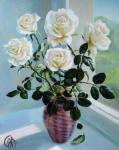 Панасюк Наталья. Солнечные розы