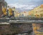 Весна в северной Венеции. Лазарева Мария