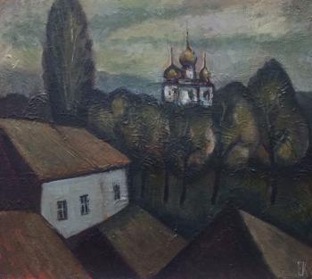 """The roof of Kislovodska"". Karpov Evgeniy"