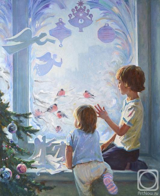 Лазарева Мария. Рождественская сказка