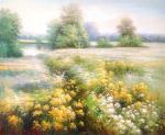Цветущий луг. Смородинов Руслан