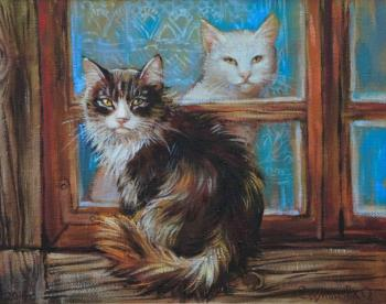 Simonova Olga. We will go for a walk!