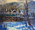Mishagin Andrey. Cold day