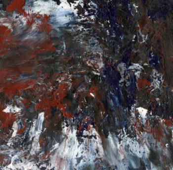 Series 12. Part 211 (Abstract Expressionist Painter). Frolov Oleg