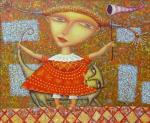 Алиса на прогулке. Сулимов Александр