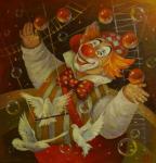 Панина Кира. Веселый жонглер