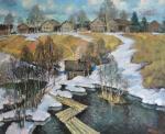 Kremer Mark. Spring flood