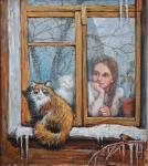 Симонова Ольга. Скоро весна
