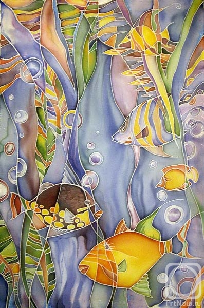 Каминская Мария. Рыбки