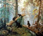 Картины на тему «Шишкин»