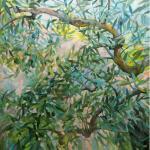 Чижова Виктория. Седой оливы листьев древний шепот