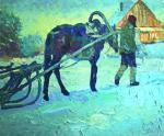 Лошадь (проходим дно экономического кризиса)