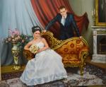 Харченко Иван. Свадебный портрет