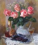 Шумакова Елена. Розы и шоколад