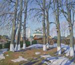Весна в Костроме