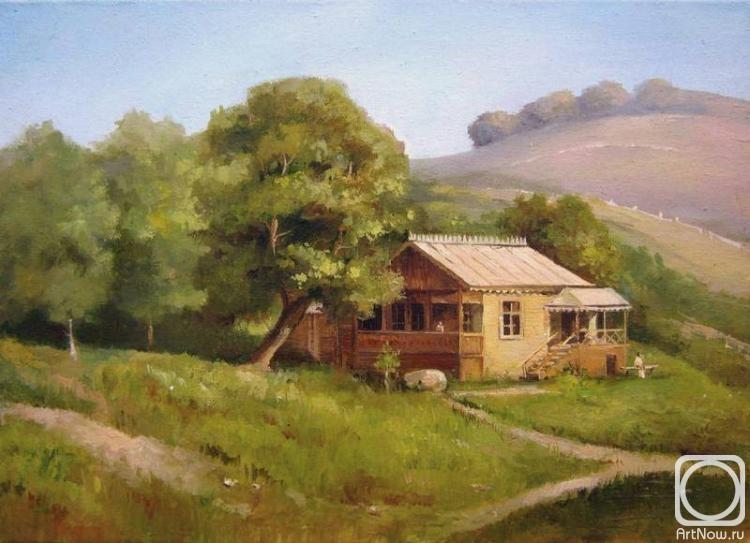 Мысова Ирина. Пейзаж, копия