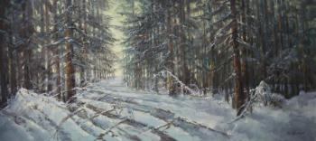 Kremer Mark. Winter in the forest