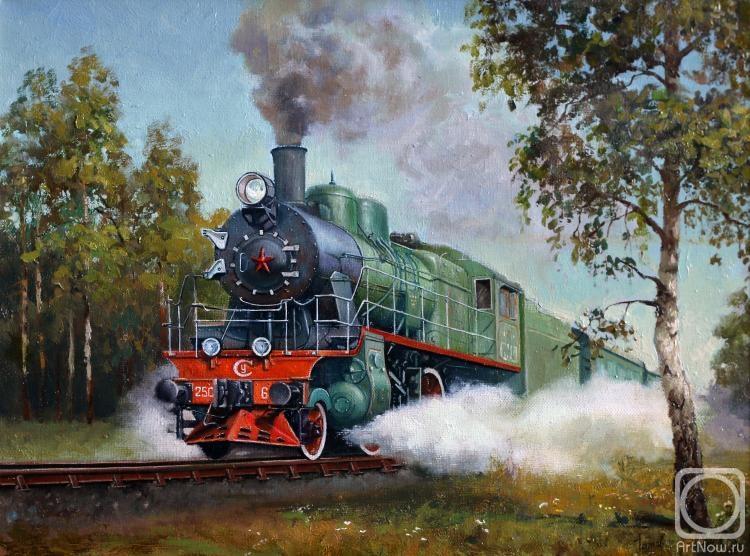 Картинки смешные, открытки с изображением паровозов
